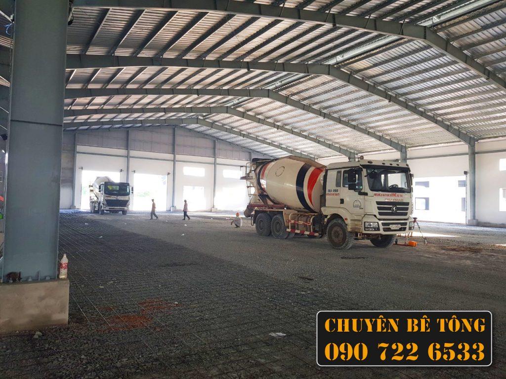 cung cấp bê tông tươi tại Tphcm