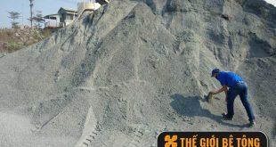 mỏ đá xây dựng soklu
